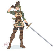 Baller Swag-Sword by Shardanic