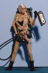 Custom Sexy Ghostbuster 3 by billvolc