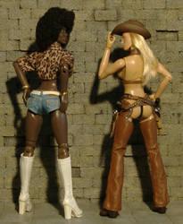 Ebony and Ivory 2 by billvolc