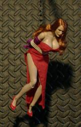 Jessica Rabbit Bound by billvolc