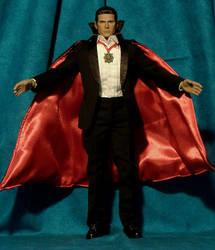Custom Dracula by billvolc
