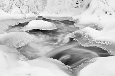 The Rassjo River by torvaldur