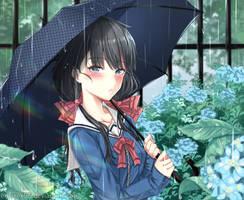 Rainy Days by emarex96