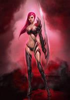 Masane Witchblade by ShaunSherman