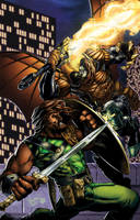 Herc 2 Cover - BA Color Battle Entry by TrinityMathews