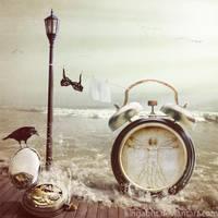 A la recherche du temps by KingaBritschgi