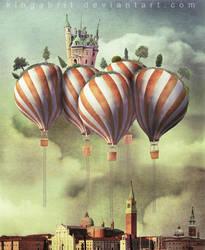 What Lies Above by KingaBritschgi