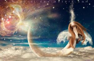 Celestial Parting by KingaBritschgi