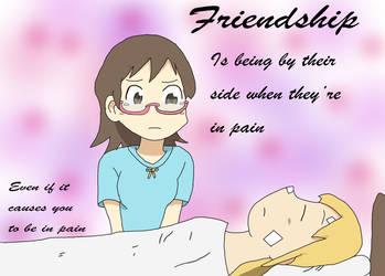 Friendship by 00Stevo