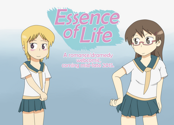 Essence of Life Promo Art 1 by 00Stevo