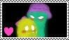 Beilnda and milnda stamp by Missesamy930