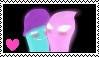 Sneaker and Belinda stamp by Missesamy930