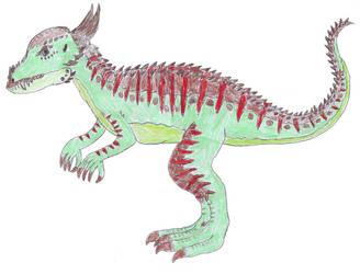 Drex by Dianlfos5 by Godzilla-Club
