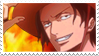 One Piece: Ace Stamp by Enjoumou