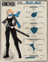 Abilities Chart: Aylin by Enjoumou