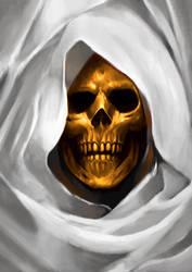 Skull by adiatama