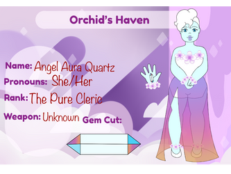 Angel Aura Quartz App by animesparkleluv96