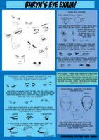 Bhryn's 'Pretending to know stuff' - Eye tutorial by Bhryn