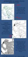 Bhryn's Adventures in MangaStudio by Bhryn