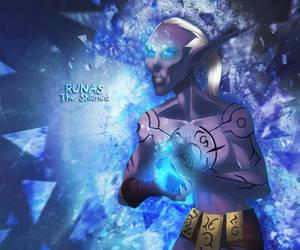Runas the Shamed by Bhryn