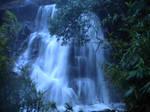 Sirimane Falls by Anudeepgowdas