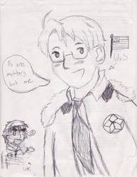 America by Surly-U-Jest