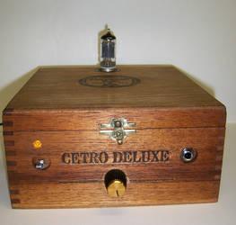 Cigar Box Hybrid by TheOldRadioShop