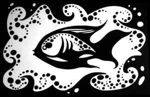 Bubble Fish by Enedlammeniel