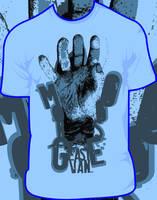 Mongoose Shirt Fist by JamesRuthless