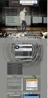 Alex Ungerman MySpace Layout by JamesRuthless