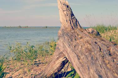 Lake Michigan by JamesRuthless