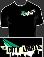 the city lights new shirt by JamesRuthless