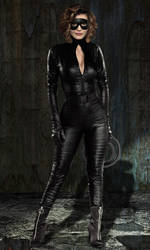 Selina Kyle Reborn by headswapharry2