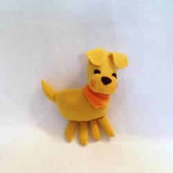 Buddy Dog Plushie by XOFifi