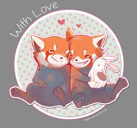 With Love by Namiiru