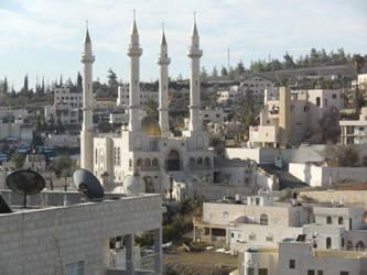 Christmas Morning in Israel by wayne234