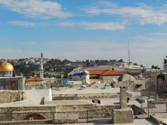 Old City Vista by wayne234