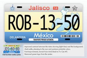 State plate by dennisRVR