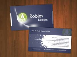 Business Card by dennisRVR