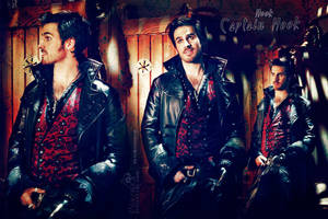 Captain Hook/ Killian Jones  2x22 by Venerka