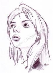 Scarlett by C-Fillhart