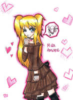 Misa Misa Misa by minamongoose