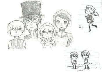 The Directors FamilynMnB by sasoisluv