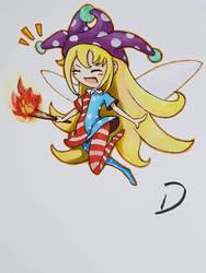 Clownpiece~ by Djapa30