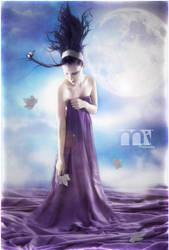Solitary Lady by kynn18