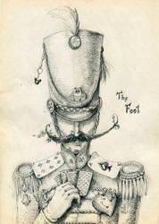 The Fool (Durak) by Redilion