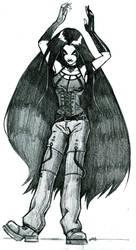 liseth concept art comic by coyco