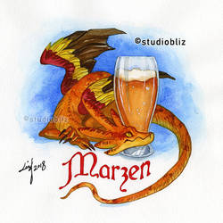 Drachtoberfest Marzen by syrusbLiz