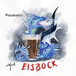 Drachtoberfest Eisbock by syrusbLiz