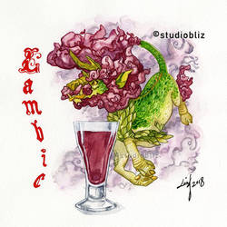 Drachtoberfest Lambic by syrusbLiz